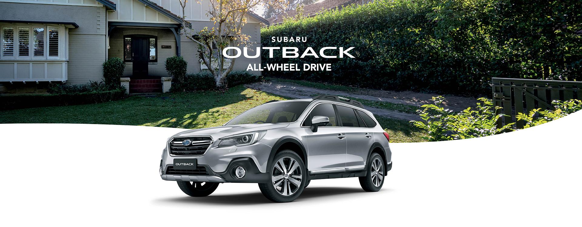Subaru Outback Accessory Packs | Subaru Australia