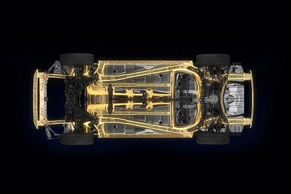 Subaru Global Platform<sup>1</sup>