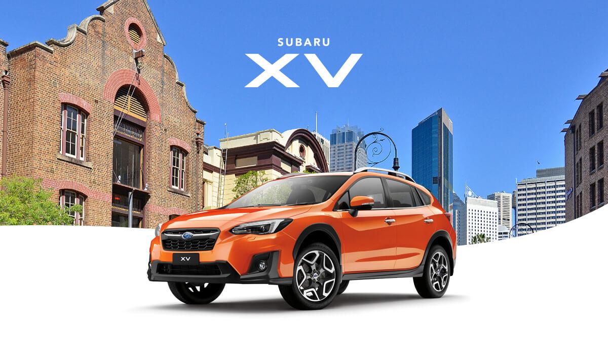 Subaru XV | Subaru Australia