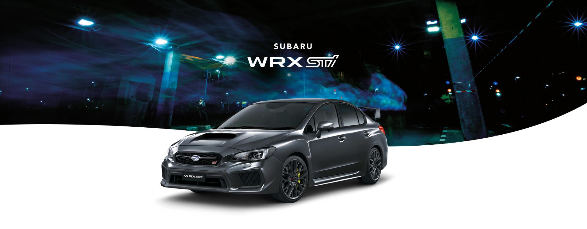 Subaru Wrx Wrx Sti Design Subaru Australia