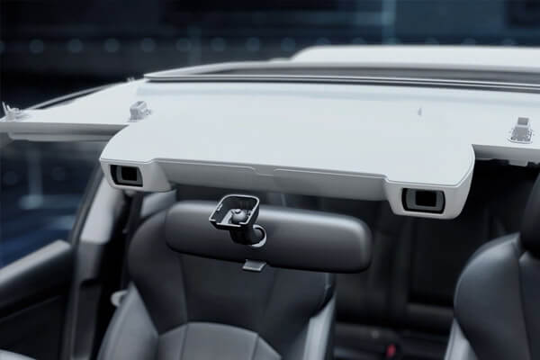 EyeSight<sup>&reg;</sup> Driver Assist Technology