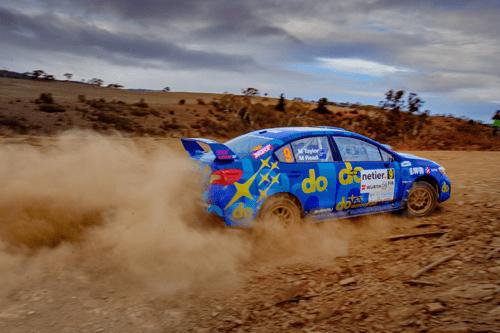 Motorsport Parts | Subaru Australia