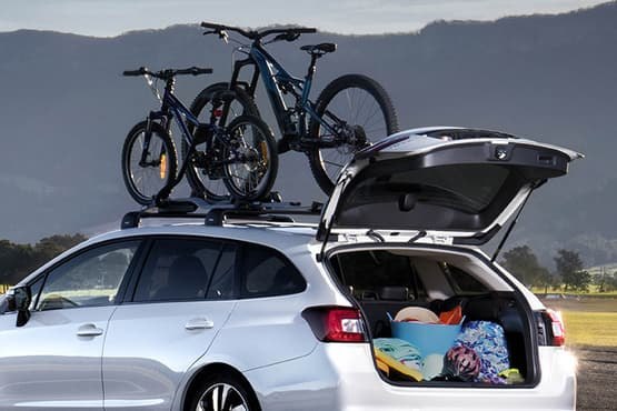Exploit your individuality with Subaru Genuine Accessory Packs.