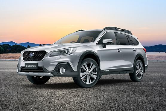 Do more Australia with the limited edition Subaru Outback Touring Wagon.