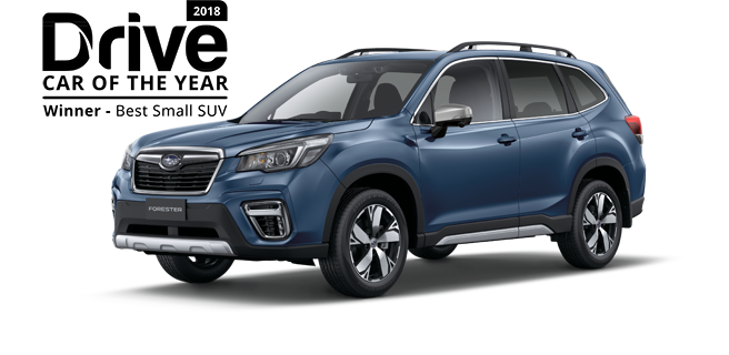 Subaru Forester Specs & Features