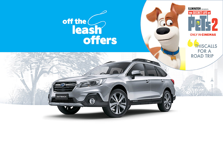 Get a great driveaway offer on our legendary, family-friendly SUV. Terms and conditions apply.