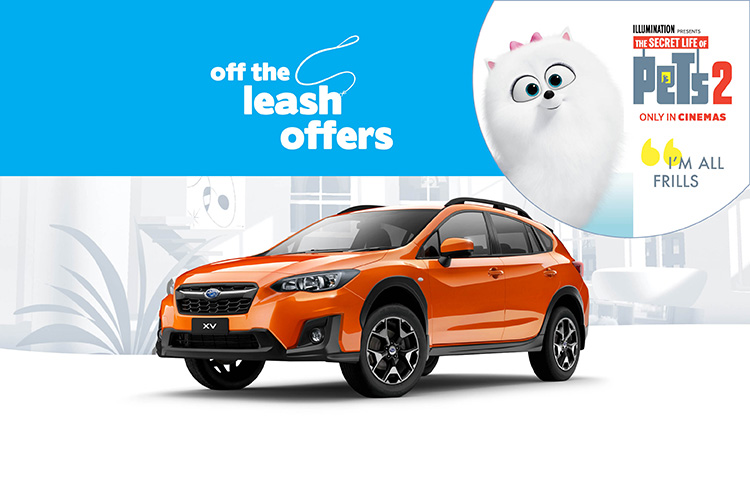Get a great driveaway offer on our SUV perfect for urban adventure. Terms and conditions apply.