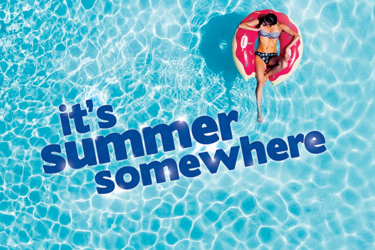 Do an endless summer with our Winter Service Offer. Conditions Apply.