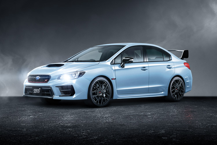 Ignite your engine revving passion with this head turning-edition of Subaru's iconic WRX.