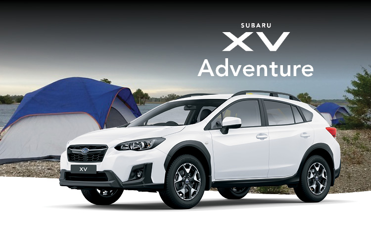 Save big on XV 2.0i AWD with the XV Adventure special edition packed full of bonus accessories and value. Terms and conditions apply.