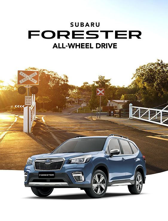 Subaru Forester Accessory Packs Subaru Australia