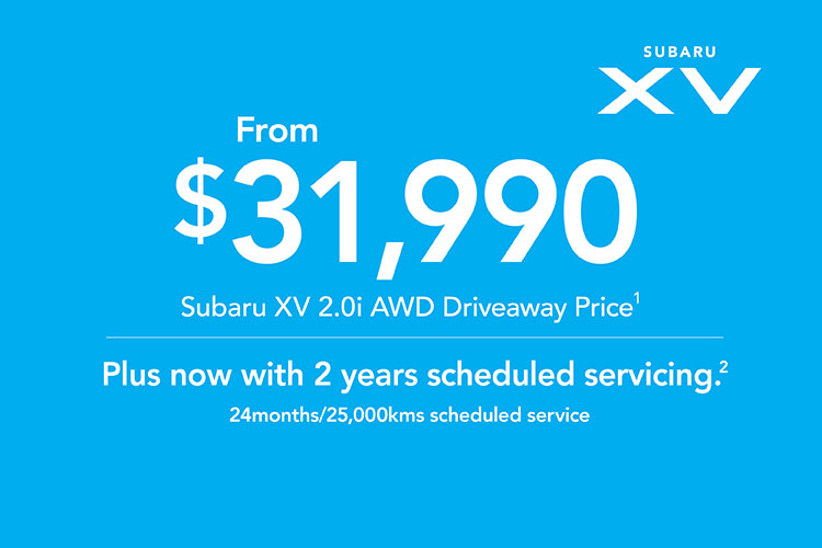 The Subaru XV helps you and the ones you love make the most of every moment. Check out the XV 2.0i AWD offers available today. T&Cs apply.