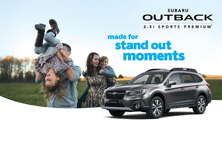 Made for stand out moments, the Subaru Outback 2.5i Premium AWD Limited Edition¹ has arrived. Check it out today. T&C's apply.
