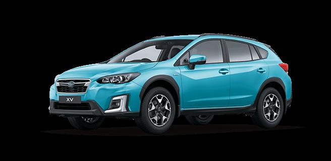 Subaru Xv Design Subaru Australia