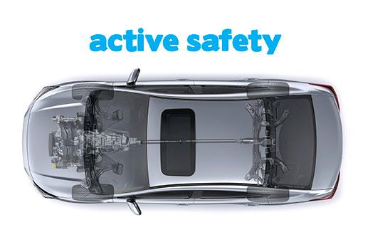 Safety Active | Subaru Australia