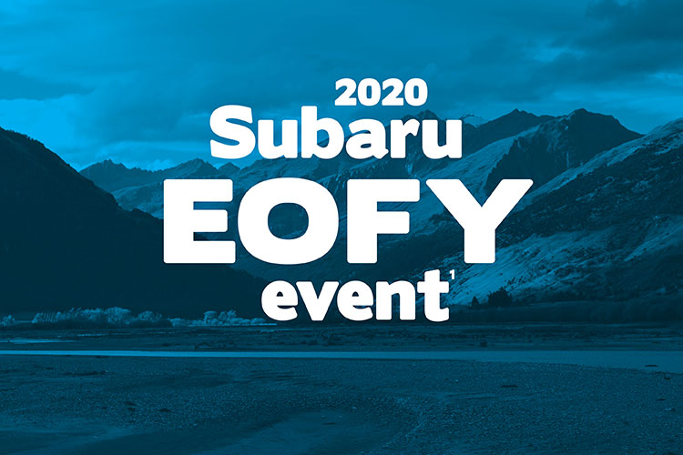 The Subaru 2020 EOFY Event is now on. 2 Years Scheduled Servicing and $500 Subaru Genuine Accessories across the SUV Range. Hurry in, offer ends 30th June. T&C's apply.