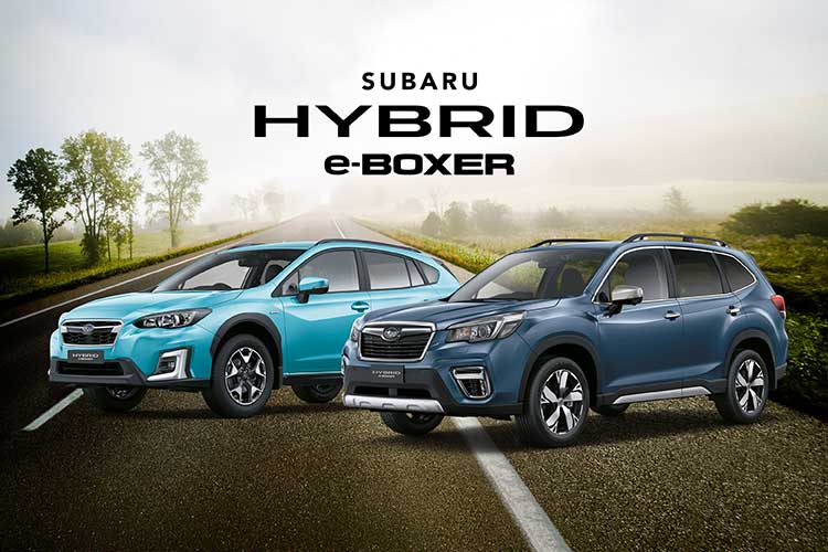 Purchase a new Subaru XV Hybrid AWD or Subaru Forester Hybrid AWD by 31 October and get 2 Years Free Scheduled Servicing¹. T&CS apply.